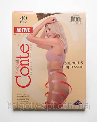 Колготки Conte Active 40 den