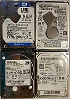 "HDD 1Tb 1000Gb 1000Гб 2.5"" SATA II HITACHI Fujitsu WD Samsung Seagate Toshiba"