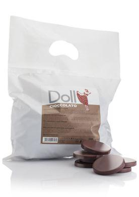 """Воск для депиляции горячий в таблетках """"Шоколад"""", 1 кг (Xanitalia) Италия"""