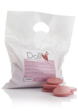 """Воск для депиляции горячий в таблетках """"Роза"""", 1 кг (Xanitalia) Италия"""