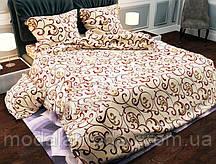 Постельное белье двуспальное из полиэстера 001