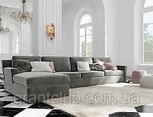 Итальянский модульный раскладной диван для гостиной FLOWER фабрика Asnaghi Salotti