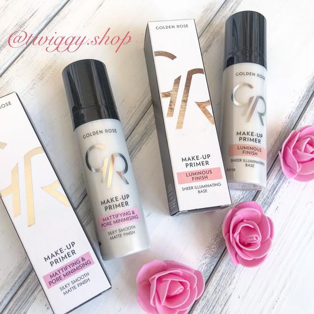Праймер / Make-Up Primer / Golden Rose