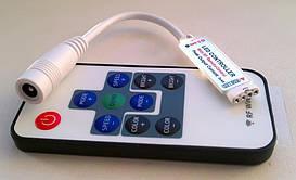 Контроллер RGB OEM 6А-RF-10 кнопок светодиодная лента led