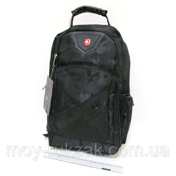 """Молодежный рюкзак SwissGear """"Камуфляж"""""""