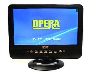 Автомобильный портативный телевизор Opera 9'', фото 2