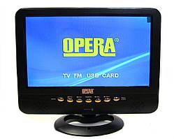 Автомобильный портативный телевизор Opera 9''
