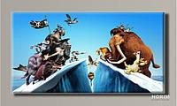 "Картина на холсте Holst Art ""Ледниковый период 2"" (HAS-186)"