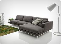 Модульный диван на высоких ножках ARTIS фабрика Ditre Italia (Италия)