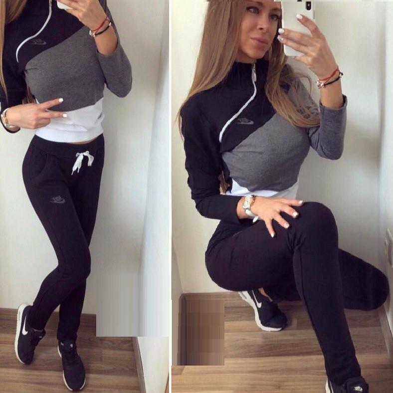Женский спортивный костюм пд677