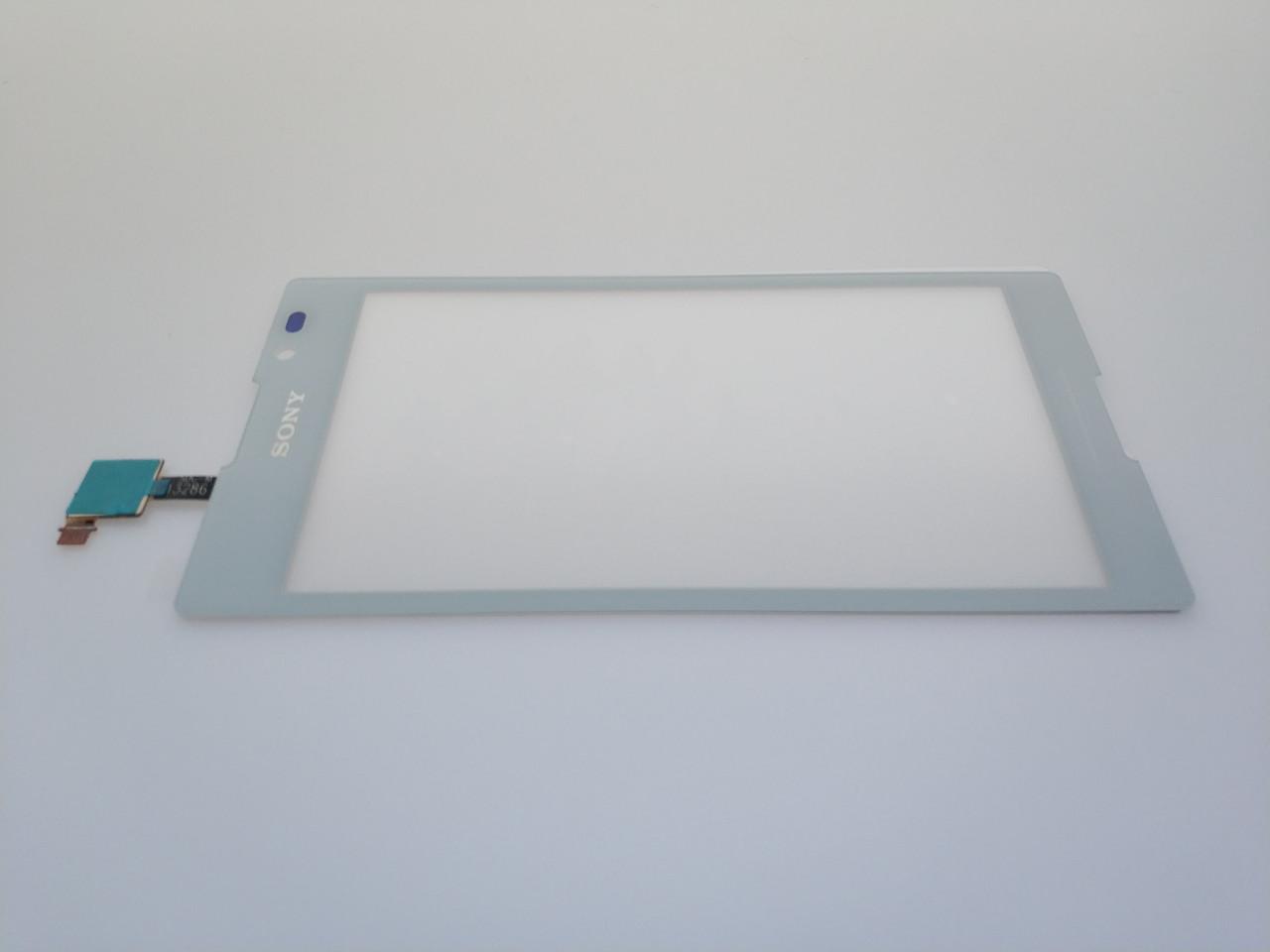 Тачскрин для Sony C2304 Xperia C Тачскрин для Sony C2305 Xperia C белы