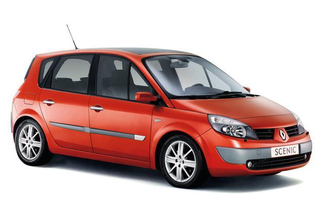 Запчасти Renault Scenic 2 2003 - 2009