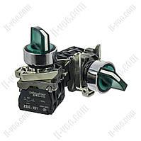 Переключатель 2-х позиционный XB4BK123B5 Schneider Electric