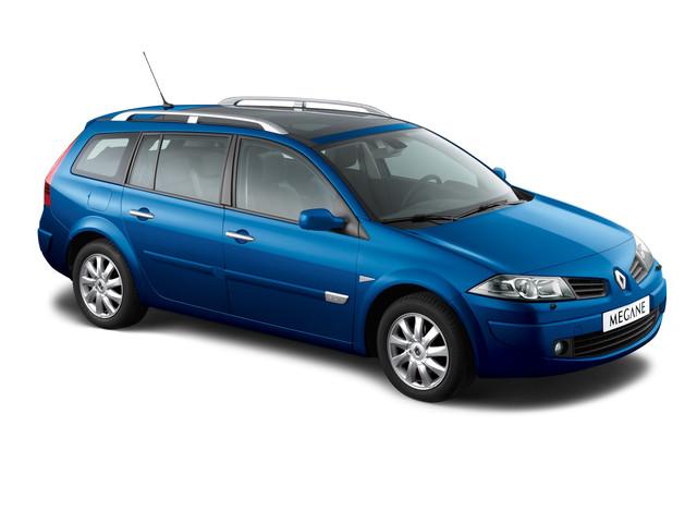 Запчасти Renault Megane 2 2002 - 2008