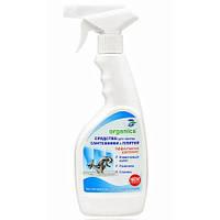 Средство для чистки сантехники и плитки Organics 500 мл.