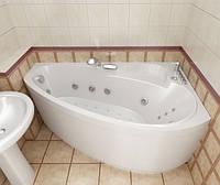 Акриловая ванна Triton Пеарл-Шелл 1600х1040х605 мм