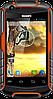 """Противоударный смартфон Discovery V5, Android 4.0.4, 2 SIM, дисплей 3.5"""". Пылезащитный и водонепрони"""