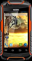 """Противоударный смартфон Discovery V5, Android 4.0.4, 2 SIM, дисплей 3.5"""". Пылезащитный и водонепрони, фото 1"""