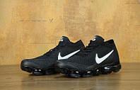 Мужские кроссовки Nike Air Vapormax FLYKNIT Black, фото 1