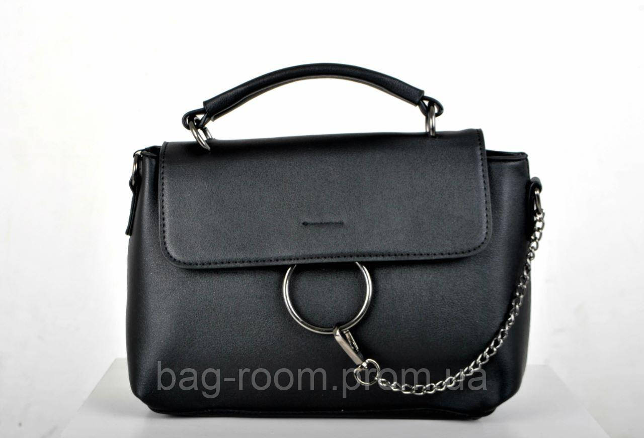 e830db22e8b3 Женский клатч/ мини сумка (Черный) из кожзама, цена 450 грн., купить ...