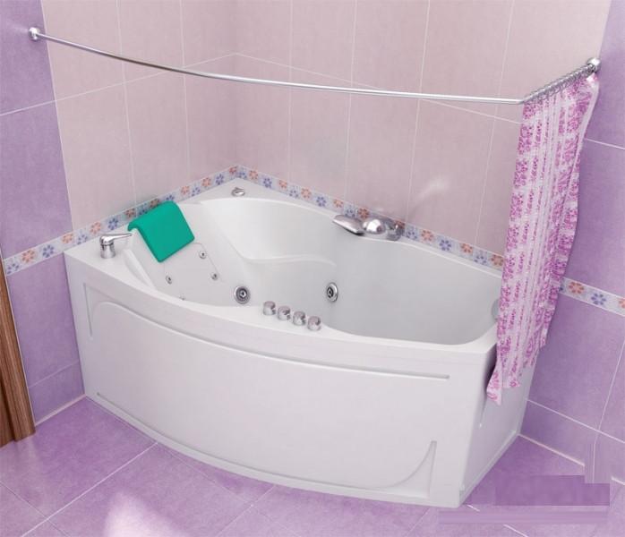Акриловая ванна Triton Лайма 1600х950х670 мм