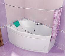 Акрилова ванна Triton Лайма 1600х950х670 мм