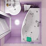 Акриловая ванна Triton Бриз 1500х950х670 мм, фото 2