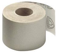 Шлифовальная бумага в рулонах на бумажной основе PS 33 B Klingspor