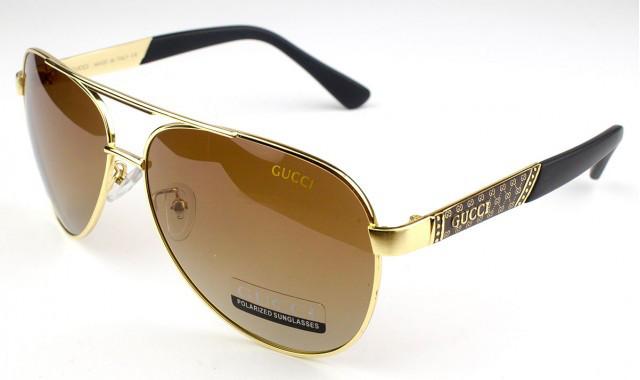 Солнечные очки гуччи