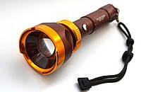 Фонарь светодиодный Police BL-8077 XPE Q5 +USB, фото 1