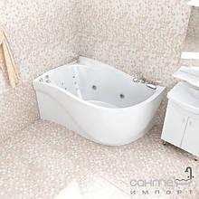 Акрилова ванна Triton Ніколь 1600х1000х630 мм