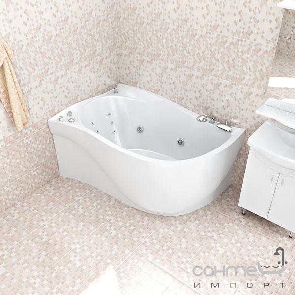 Акриловая ванна Triton Николь 1600х1000х630 мм