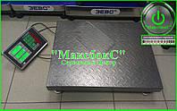 Весы платформенные 500 кг Олимп 102-C16