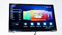 "LCD LED Телевизор JPE 28"" Smart TV, WiFi, 1Gb Ram, 4Gb Rom, T2, USB/SD, HDMI, VGA, Android"
