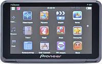 "5"" GPS навигатор Pioneer P-561 4Gb Bluetooth + AV-in IGO+Navitel+CityGuide"