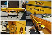Станок для гибки металла Sorex ZRS 2360