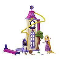 Disney Принцессы Диснея Запутанная история Замок башня Рапунцель Tangled the Series Swinging Locks Castle, фото 1