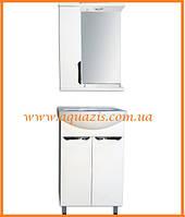 Мини-комплект мебели для ванной Грация 55 Т-1Л