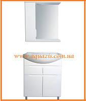 Мини-комплект мебели для ванной Висла 65 Т5-Л