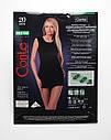 Жіночі еластичні колготки поліпшеної якості Conte Prestige 20 den, фото 2