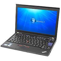 "Ноутбук Lenovo ThinkPad X220 12"" IPS i5 4GB RAM 320GB HDD № 2"