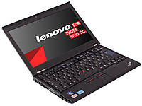 "Ноутбук Lenovo ThinkPad X220 12"" IPS i5 4GB RAM 320GB HDD № 3"