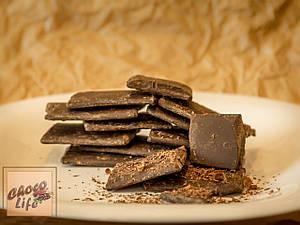 Какао терте, плитка товщ. 8мм, 1кг Gerkens Cacao