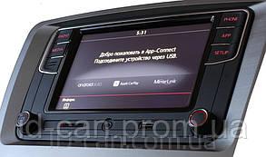 Штатная Автомагнитола для VW Passat B6-B7 американца MIB2-G PQ Carplay AndroidAuto NoName