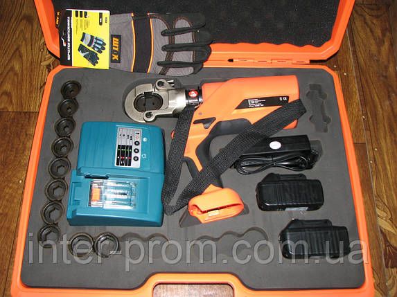 Пресс электрогидравлический аккумуляторный ПЭГА-300 ШТОК, фото 2