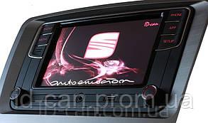 Штатная Автомагнитола RCD330 plus SEAT MIB2-G PQ Carplay AndroidAuto NoName