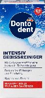 Шипучие таблетки для чистки зубных протезов Dontodent Anti - Bakteriell Intensiv-Gebissreiniger, 128 шт., фото 1