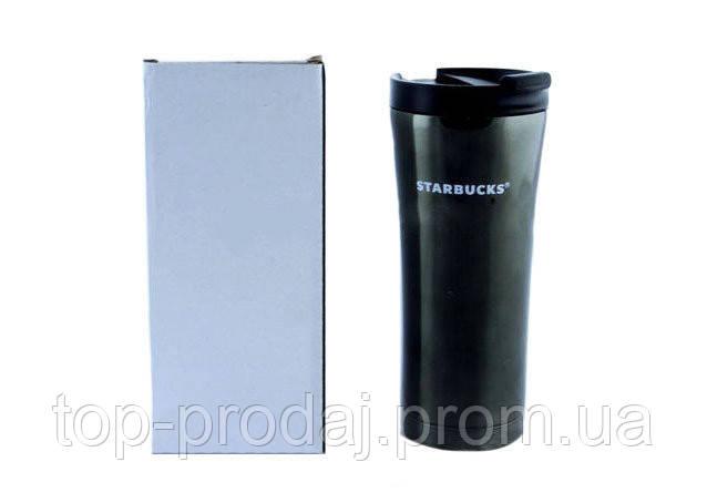 Термос  9225-450, Термокружка 450 мл, Термос чашка кружка Starbucks, Термо чашка Старбакс