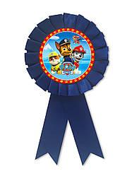 Медаль Щенячий патруль