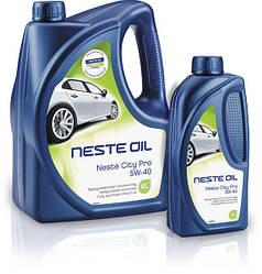 Neste Oil City Pro 5W-40 1л